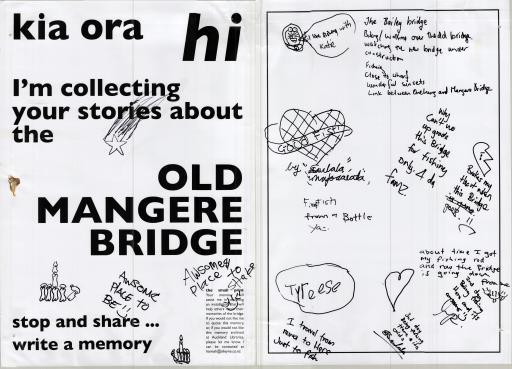 Mangere Bridge Memories 14-15 Jan 2014 3 Hannah Alleyne