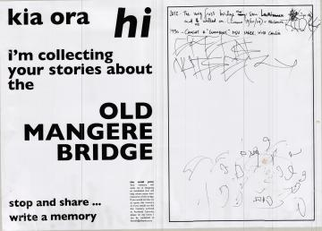 Mangere Bridge Memories 18-20 Jan 2014 2 Hannah Alleyne