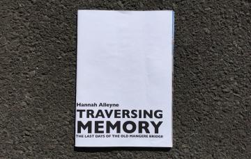 Traversing Memory booklet
